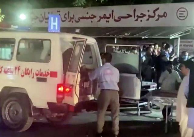 消息人士:阿富汗阿萨达巴德爆炸造成11人受伤