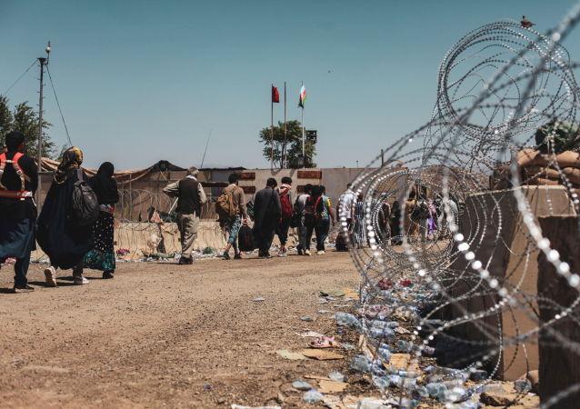 塔利班:阿富汗新政府将是过渡政府