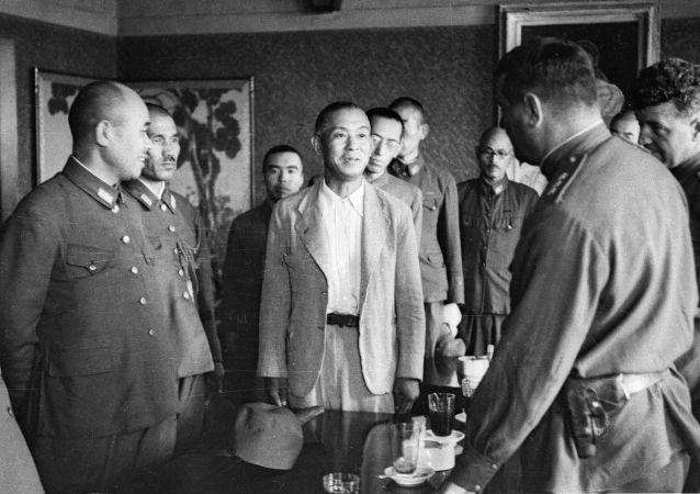 俄哈巴罗夫斯克边疆区将展出揭露日本军国主义战争罪行的解密文件