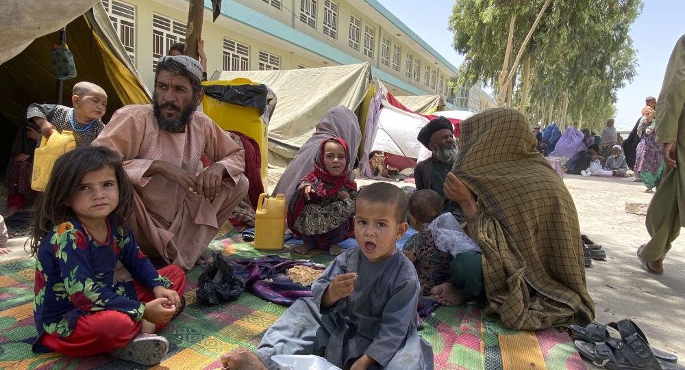 中国愿意参与阿富汗重建