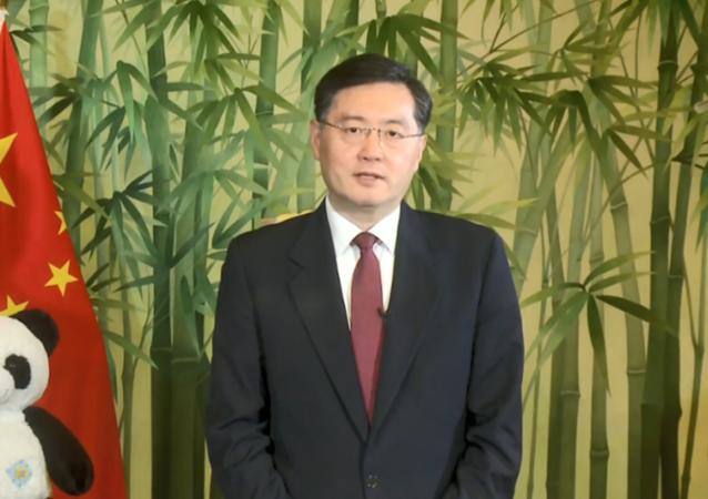 """中国驻美大使称中国""""不是苏联"""""""