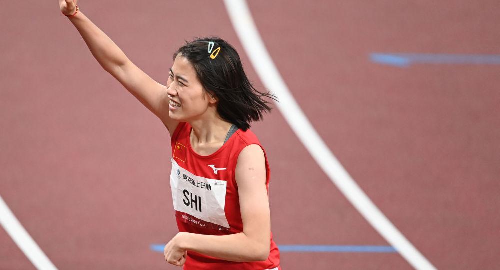 中國領跑東京殘奧會獎牌榜