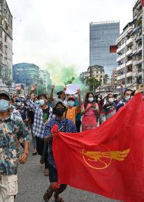 中国在与缅甸军政权合作方面为东盟树立了榜样