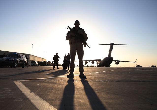外国军队驻扎阿富汗的历史(2001年至2021年)