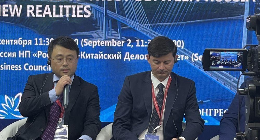 中国建筑与俄罗斯SD集团达成合作意向