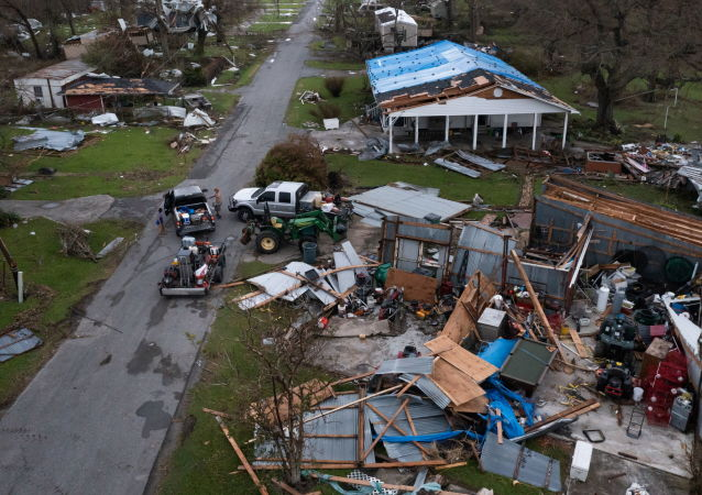 美国东部洪水造成的死亡人数增加到6