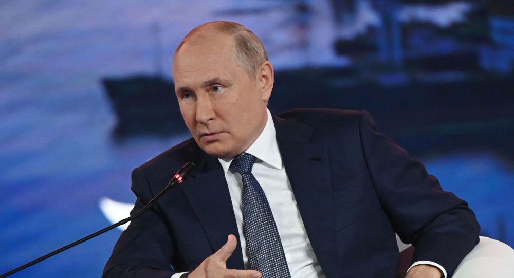 普京将于本周六在克里姆林宫向俄罗斯奥运选手颁奖