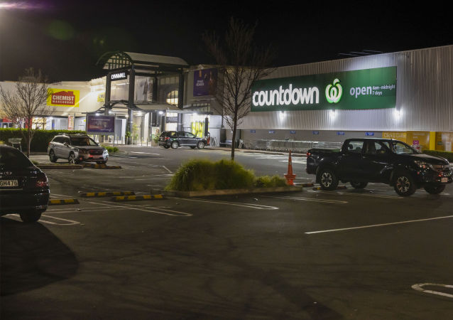 警方:袭击新西兰奥克兰商店的恐怖分子系单独行动