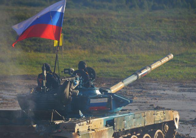 五角大楼评价俄罗斯军队非常强大且现代化