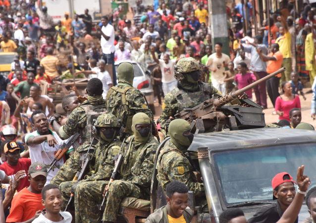 美国国务院:美国谴责几内亚的军事政变