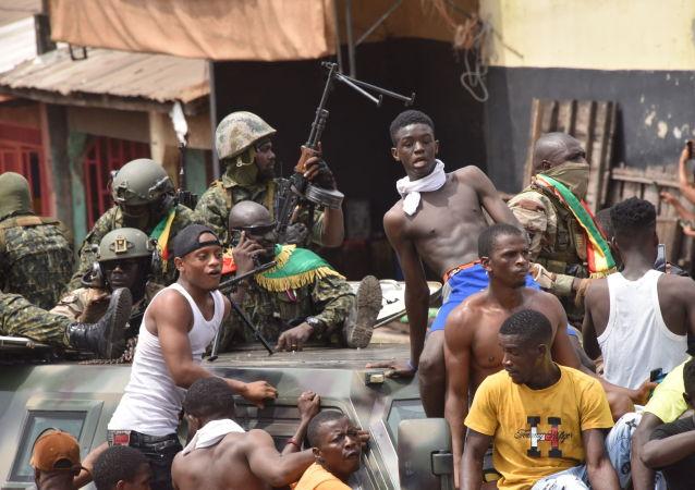 俄罗斯外交部称,俄罗斯坚决呼吁几内亚所有政治力量避免可能激化进一步暴力的行为
