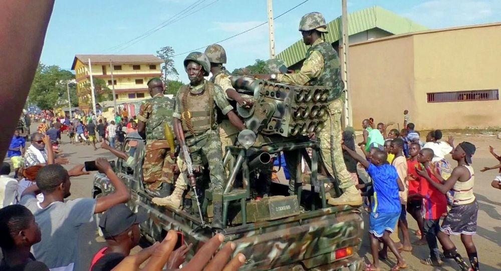 几内亚军人