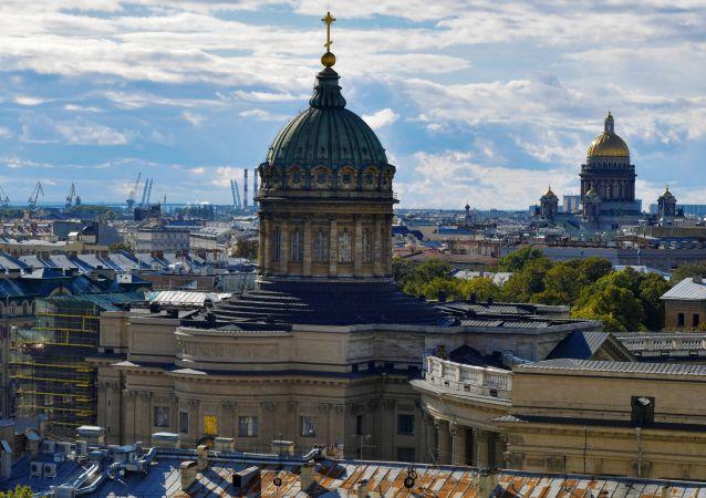 聖彼得堡首家中國超市將開業