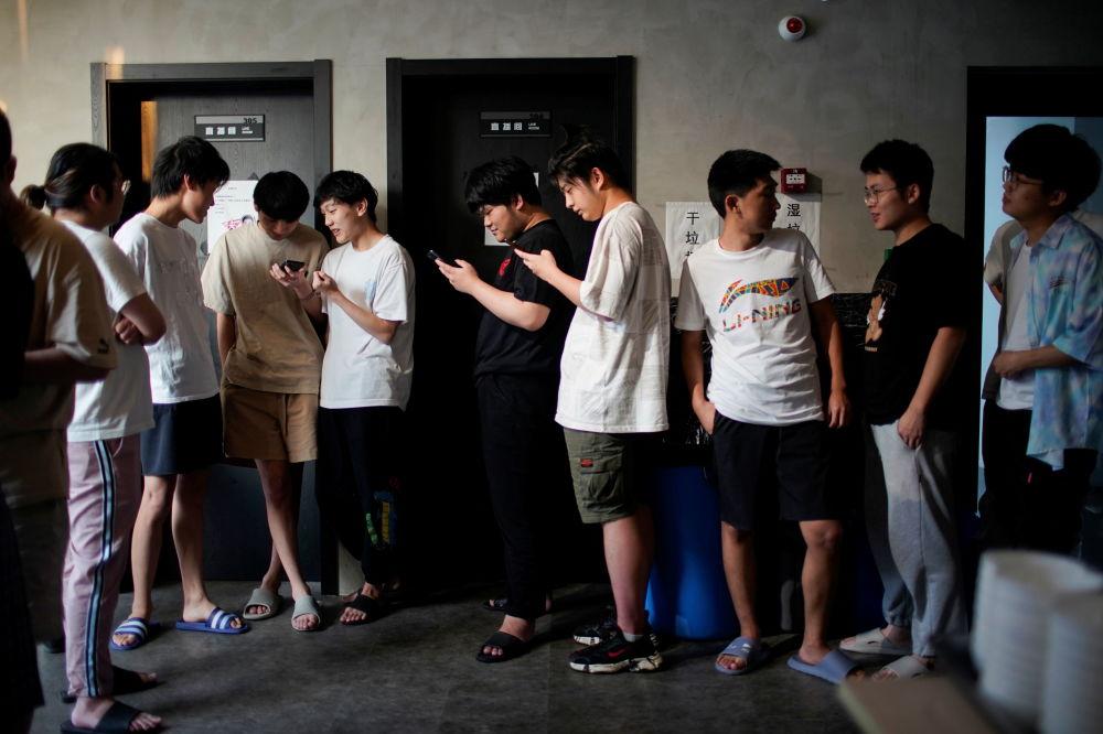 在上海训练的中国RW英雄联盟职业战队