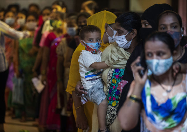 印度卫生部:印度单日新增新冠病例201天来最少