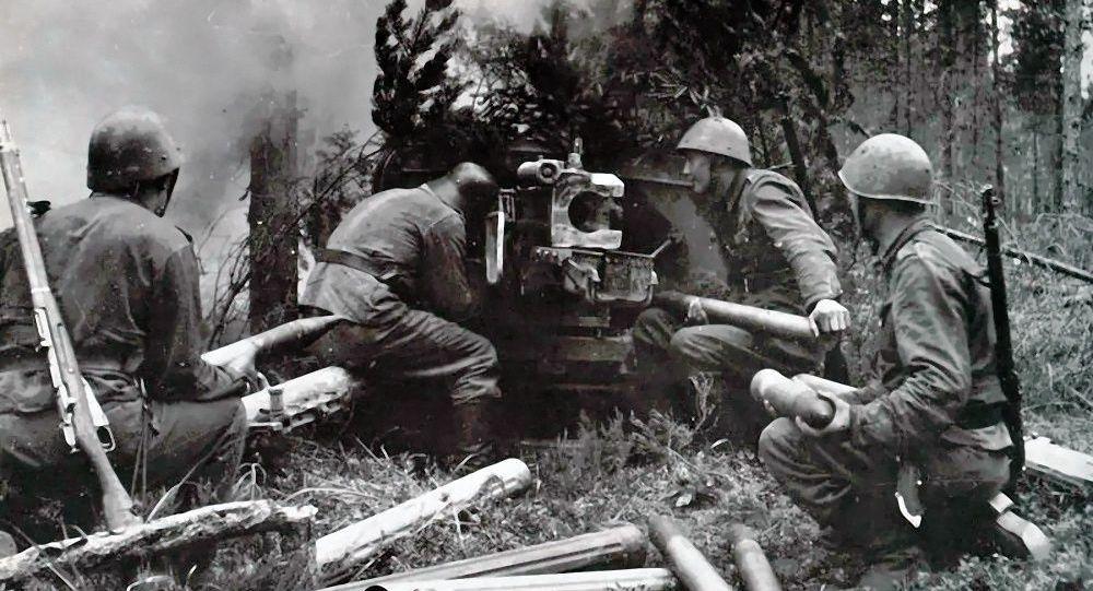 芬兰炮手(1942年)