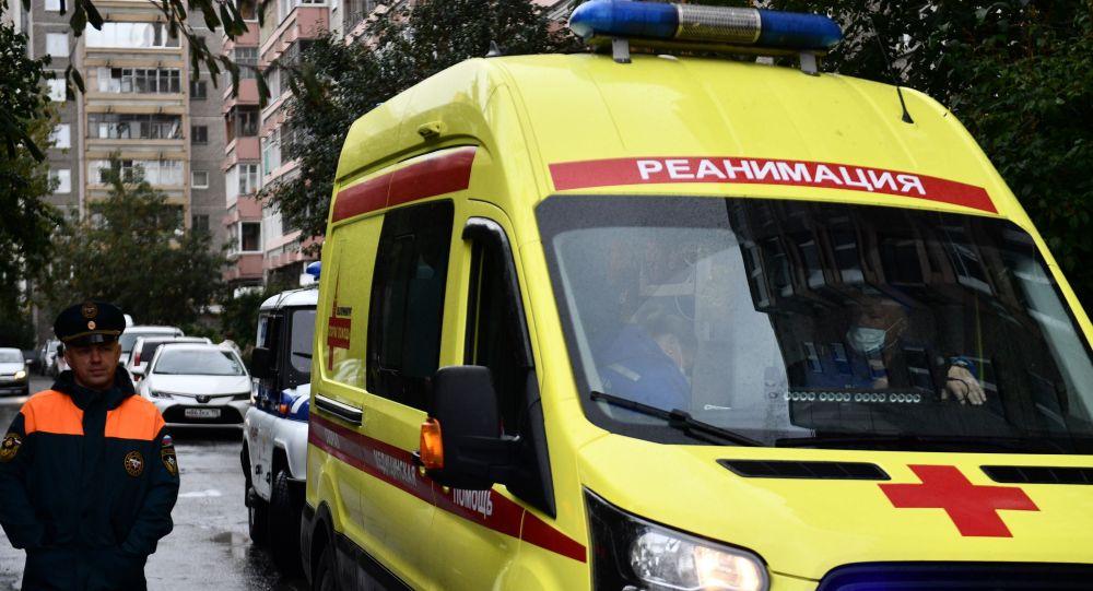 俄利佩茨克州政府:叶列茨郊区燃气爆炸伤者为中度伤势