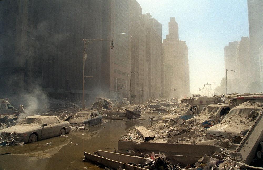2001年美国纽约9•11