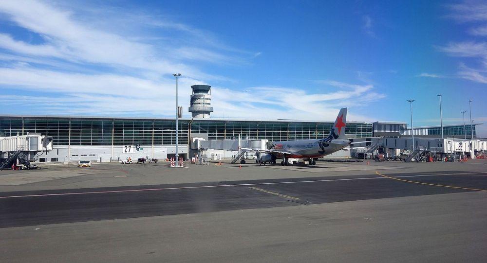 新西蘭克賴斯特徹奇國際機場