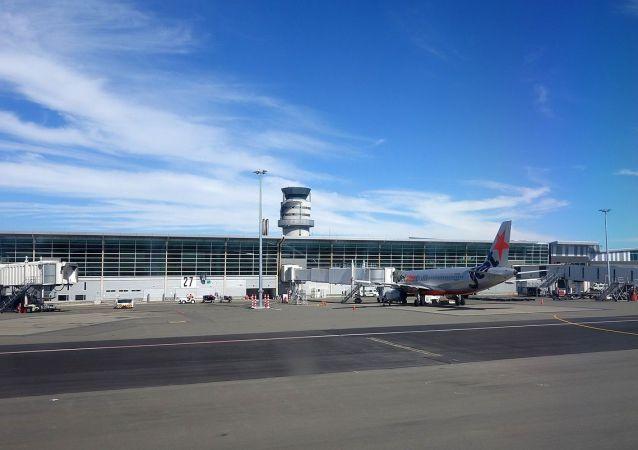新西兰克赖斯特彻奇国际机场