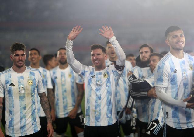 梅西在世预赛历史射手榜上排名第五