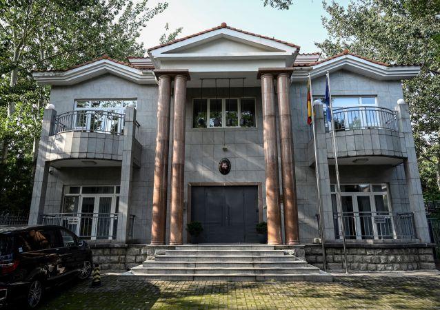 立陶宛驻北京大使馆