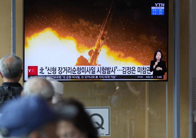 法国常驻联合国代表:朝鲜最近的导弹发射违反安理会决议