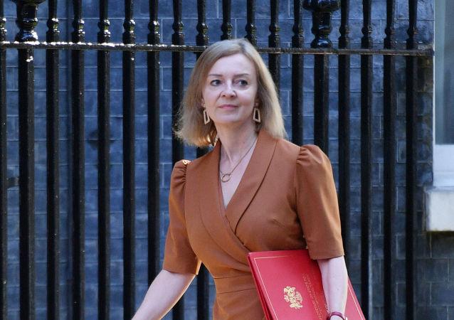 英國新外交大臣麗茲·特魯斯