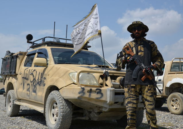 """塔利班宣布在喀布尔消灭多名""""伊斯兰国""""武装分子"""