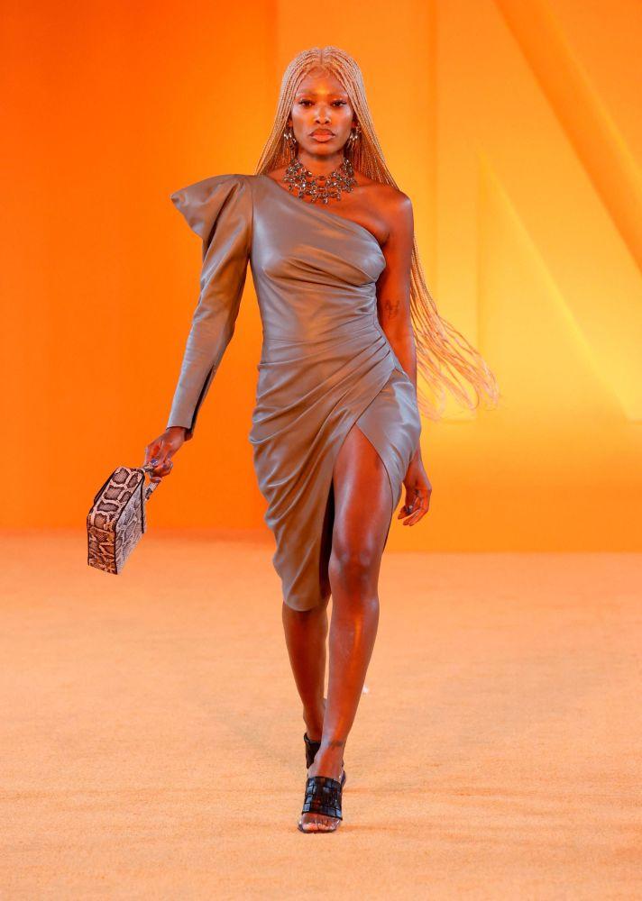 Marcell Von Berlin 洛杉矶时装秀,加利福尼亚