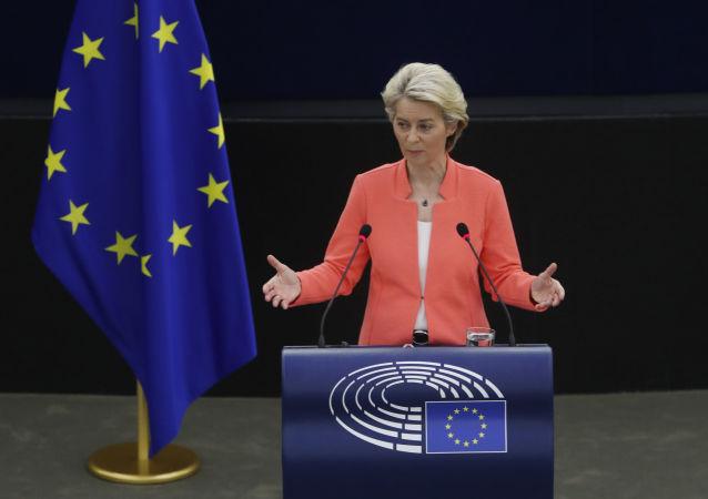 欧盟委员会主席:欧盟已向世界150多个国家出口超过10亿剂新冠疫苗