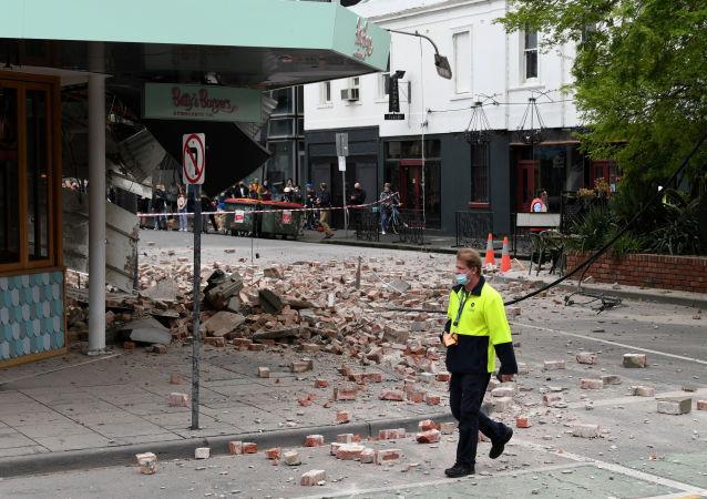 美地質勘探局:希臘克里特島發生5.3級地震