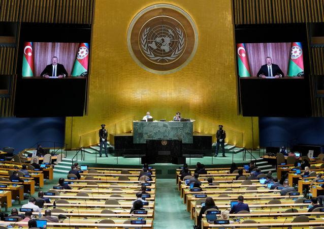 阿塞拜疆总统:纳卡冲突已成为过去