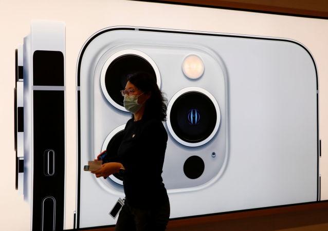 苹果公司可能因芯片短缺降低iPhone 13产量