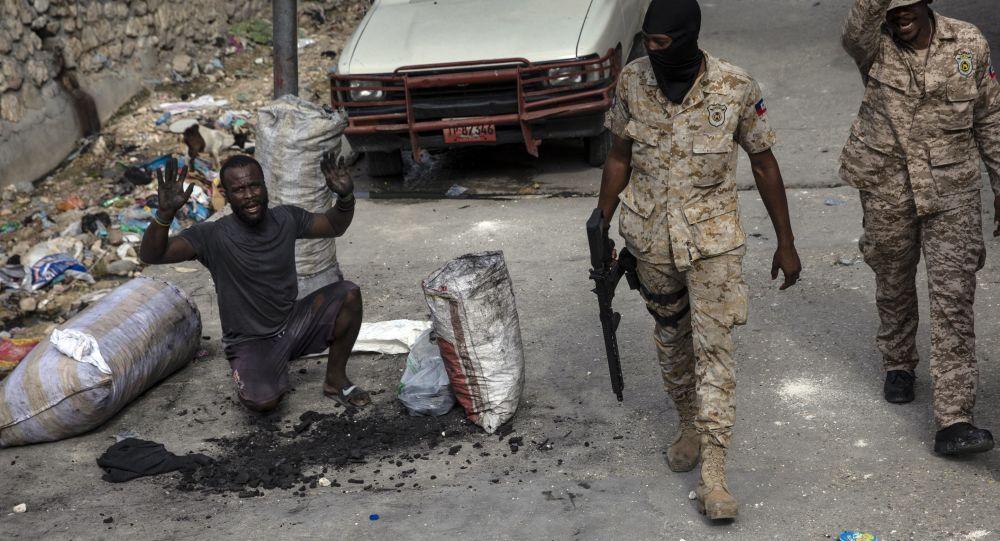 海地總理:海地政府希望其他國家幫助其打擊犯罪集團