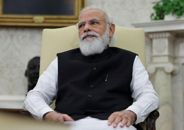 印度总理:美印日澳领导人会晤是广泛和富有成效的