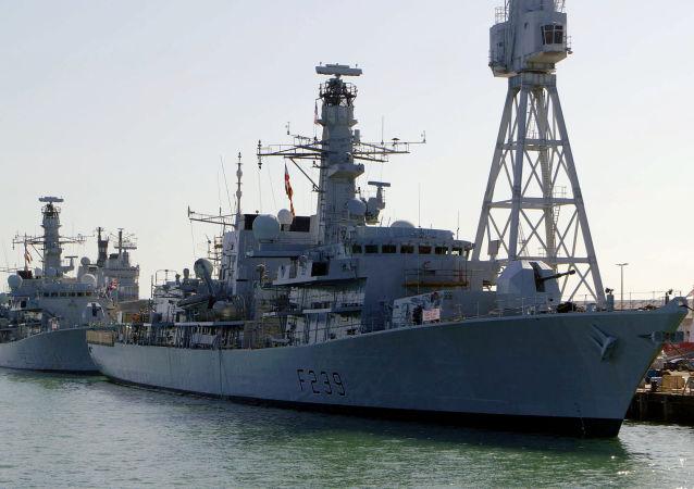 """""""里士满(HMS Richmon)""""号护卫舰"""