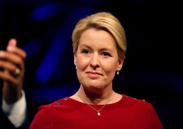 柏林将迎来首位女市长