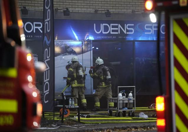 瑞典哥德堡一棟房屋發生爆炸後有20多人被送往醫院