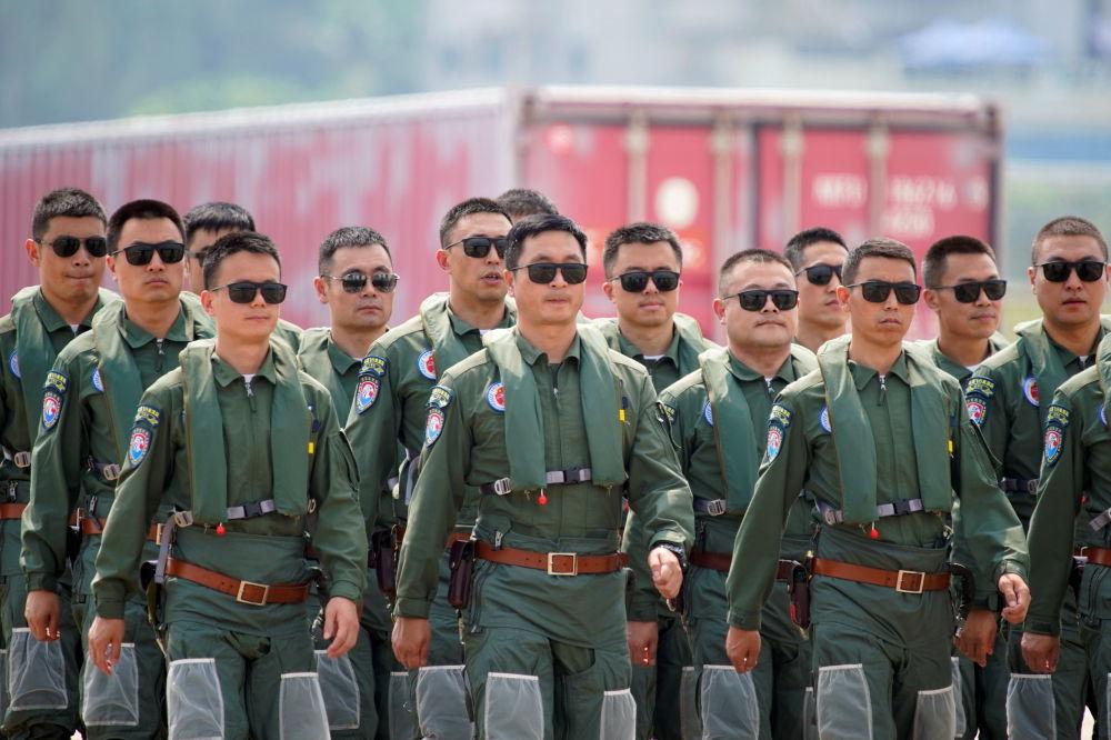 第十三届中国航展开幕