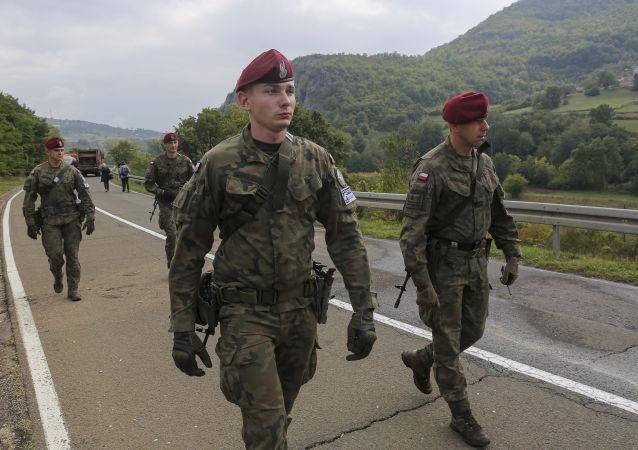 俄外交部呼吁北约和欧盟说服普里什蒂纳从科索沃北部撤军