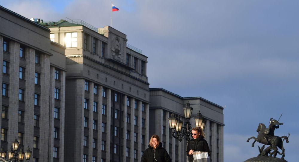 俄国家杜马将学习中国政府在危机时期的国家管理经验
