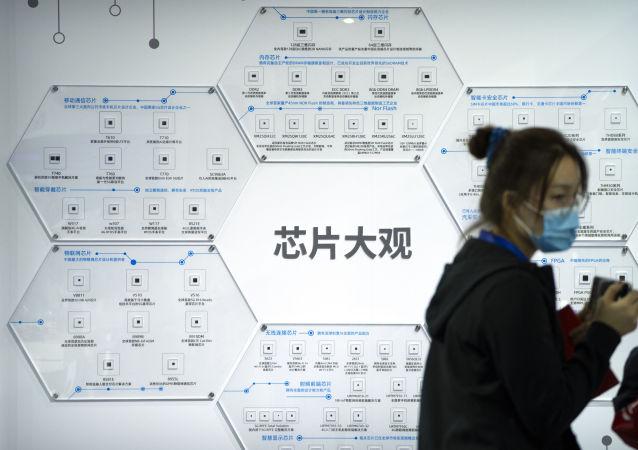 外国投资者看好中国芯片