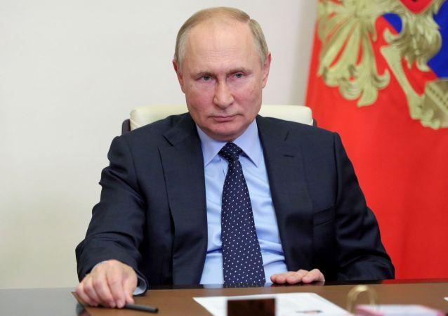 普京:俄羅斯經不起又一場革命
