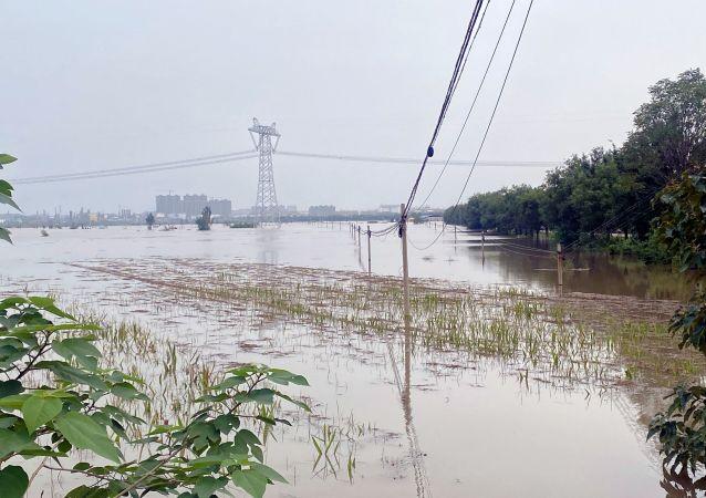 山西洪灾已致近200万人受灾