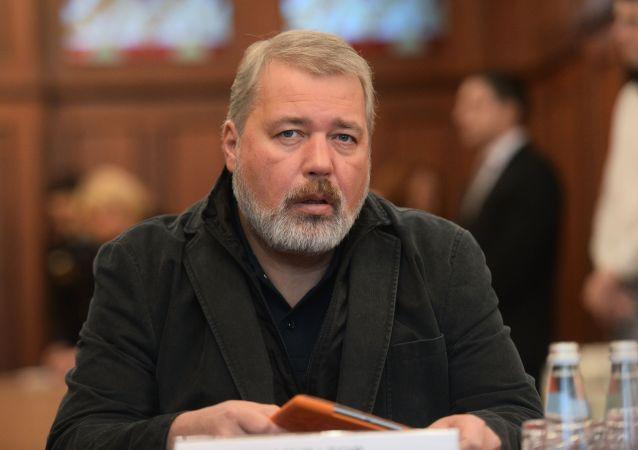 克宫向获得诺贝尔和平奖的俄罗斯《新报》总编表示祝贺