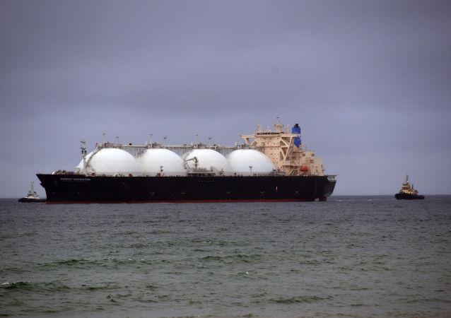 萨哈林能源公司出口日本的首批碳中和液化天然气装船