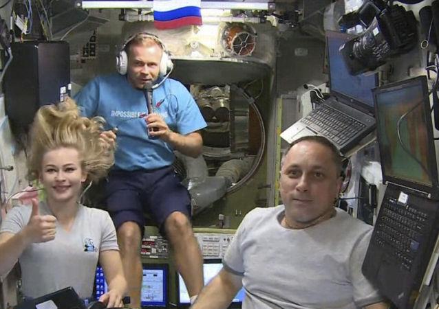 俄國家航天集團:太空攝制組成員在返回地球後將接受約10天的康復治療