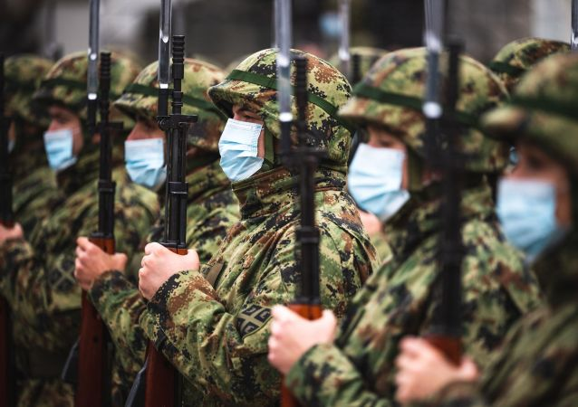 塞尔维亚内政部长:塞军队和警察将从俄罗斯获得最新武器