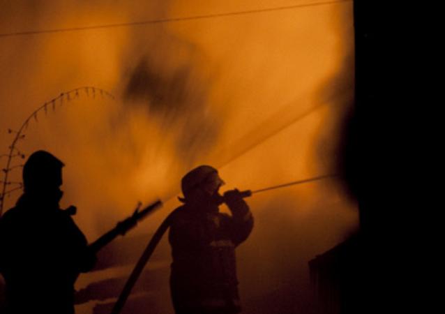 科威特一煉油廠發生火災 無人受傷
